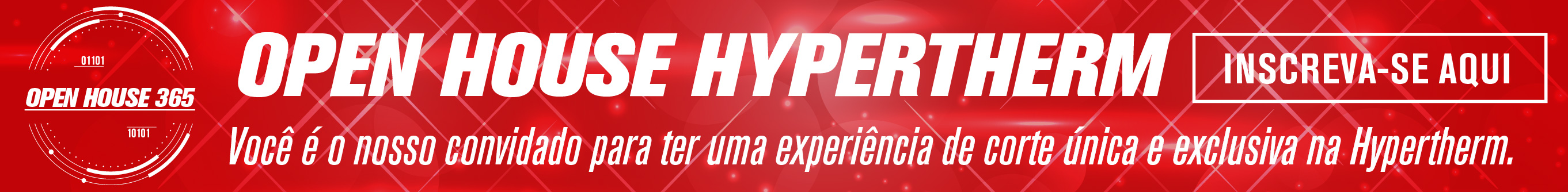 Banner Hypertherm open house