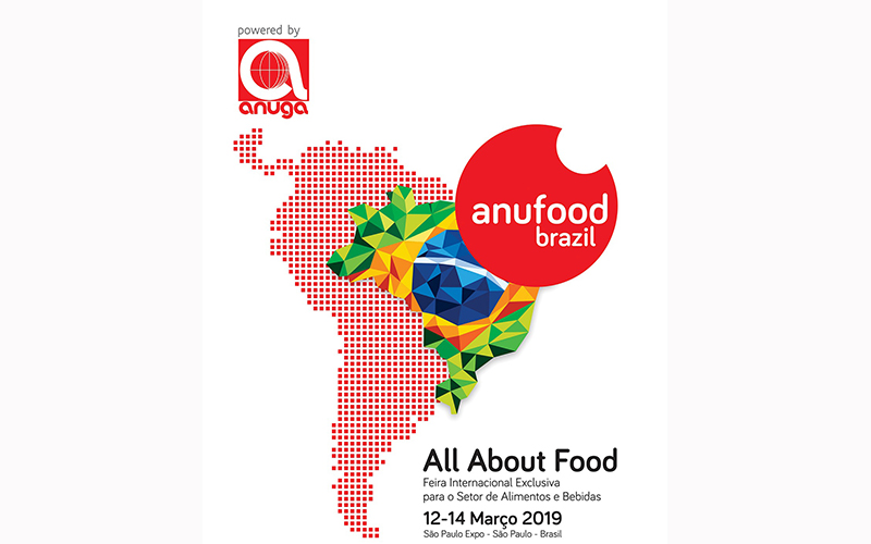 ANUFOOD Brazil Powered by Anuga