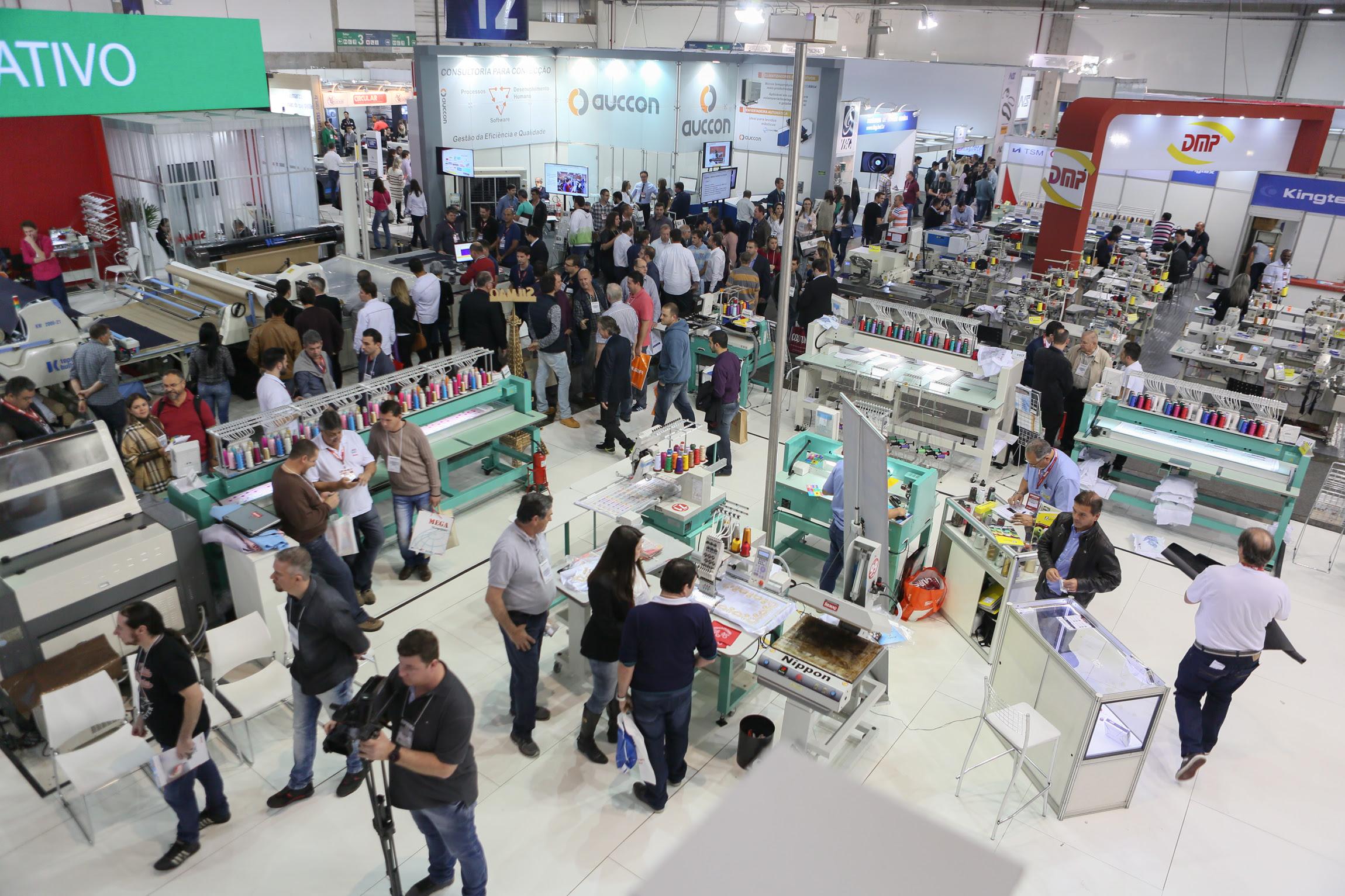 Febratex – Feira Brasileira para a Indústria Têxtil chega a sua 16ª edição