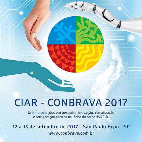 CIAR CONBRAVA 2017 tecnologia e informação em favor da sociedade e do meio ambiente