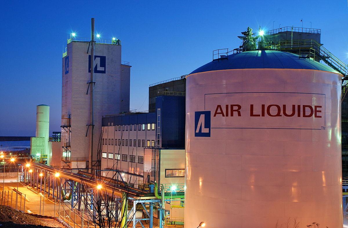 Grupo Air Liquide divulga resultados do primeiro semestre
