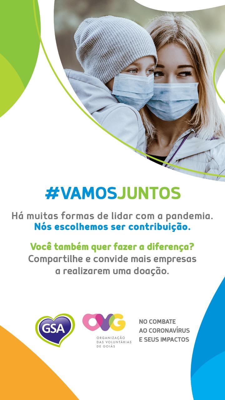 Campanha arrecadou 16% da meta do Fundo de Combate à Propagação do Coronavírus
