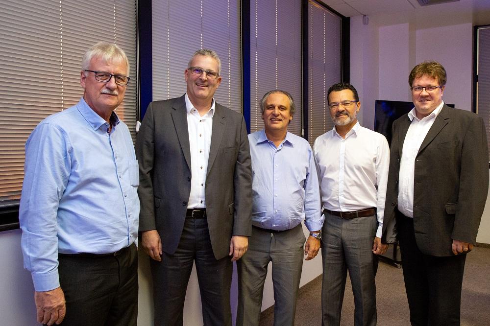 EMS e Bosch firmam parceria estratégica