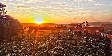 Equipamento agrícola fica mais leve com uso de aço de alta resistência