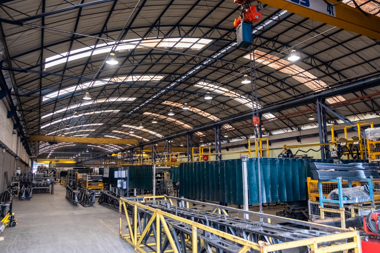 Unylaser fecha parceria e amplia exportação de peças e componentes em aço para o Canadá