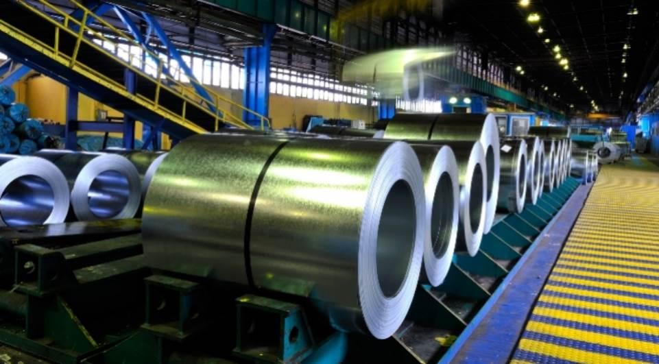 Produção brasileira de aço bruto cresce apenas 1,5% nos cinco primeiros meses do ano