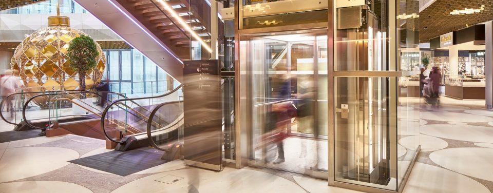 Atlas Schindler lança nova geração de elevadores modulares