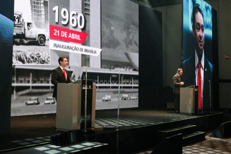 Atlas Schindler comemora 100 anos no Brasil