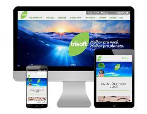 Trisoft lança novo site enfatizando a importância do produto reciclado e 100% reciclável para a indústria e para o cliente final