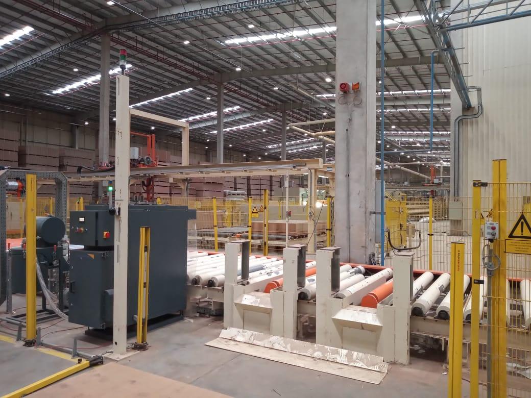 Soluções integradas para marcação a laser em MDF geram economia e segurança à indústria