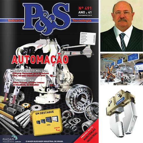 Acesse a Versão Digital da Revista PS