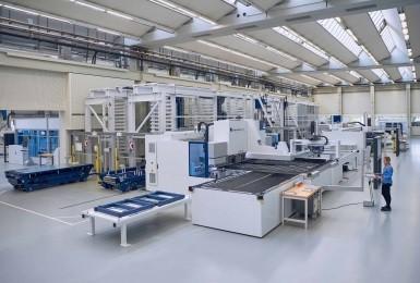 TRUMPF abre nova Smart Factory