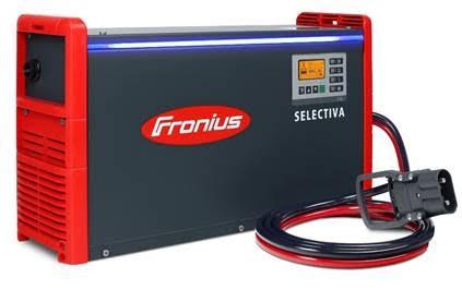 Tecnologias avançadas em carregadores de baterias serão os destaques da Fronius na Movimat 2017