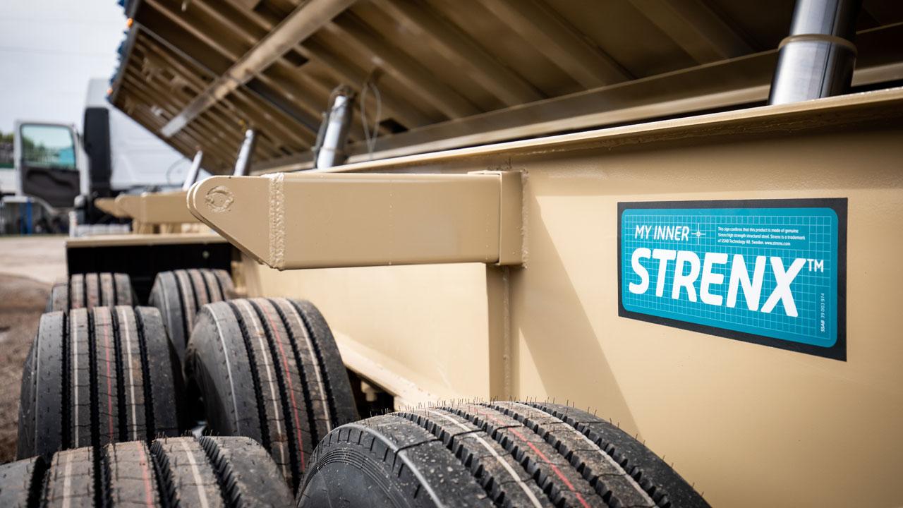 Com equipamentos fortes e leves, empresas se beneficiam ao participar de mais de um programa da SSAB