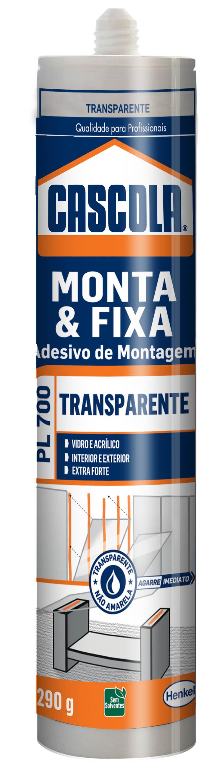 Cascola oferece dicas de aplicação de adesivo de montagem transparente em vidro