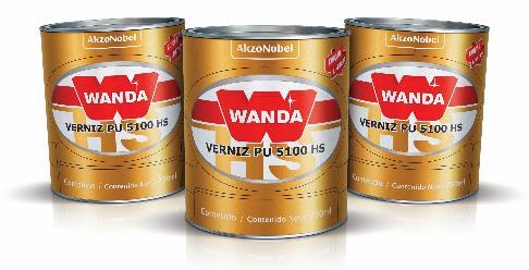 Akzonobel celebra 20 anos do verniz PU WANDA 5100