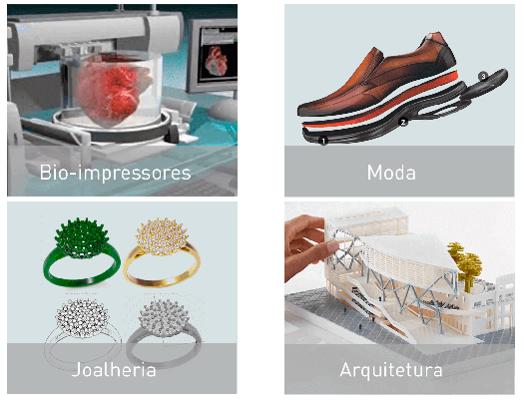 Impressão 3D é opção de negócios para pequenos empreendedores