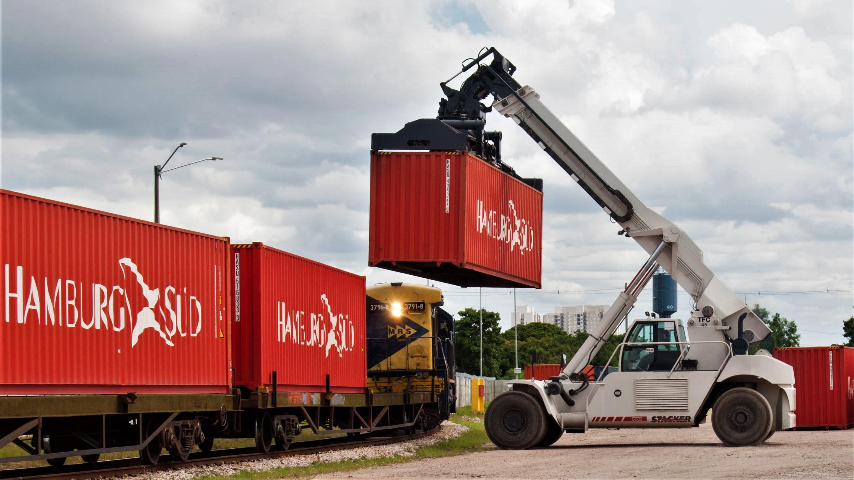 Indústria reduz custo logístico em 10% com operação intermodal entre Santos e Jundiaí