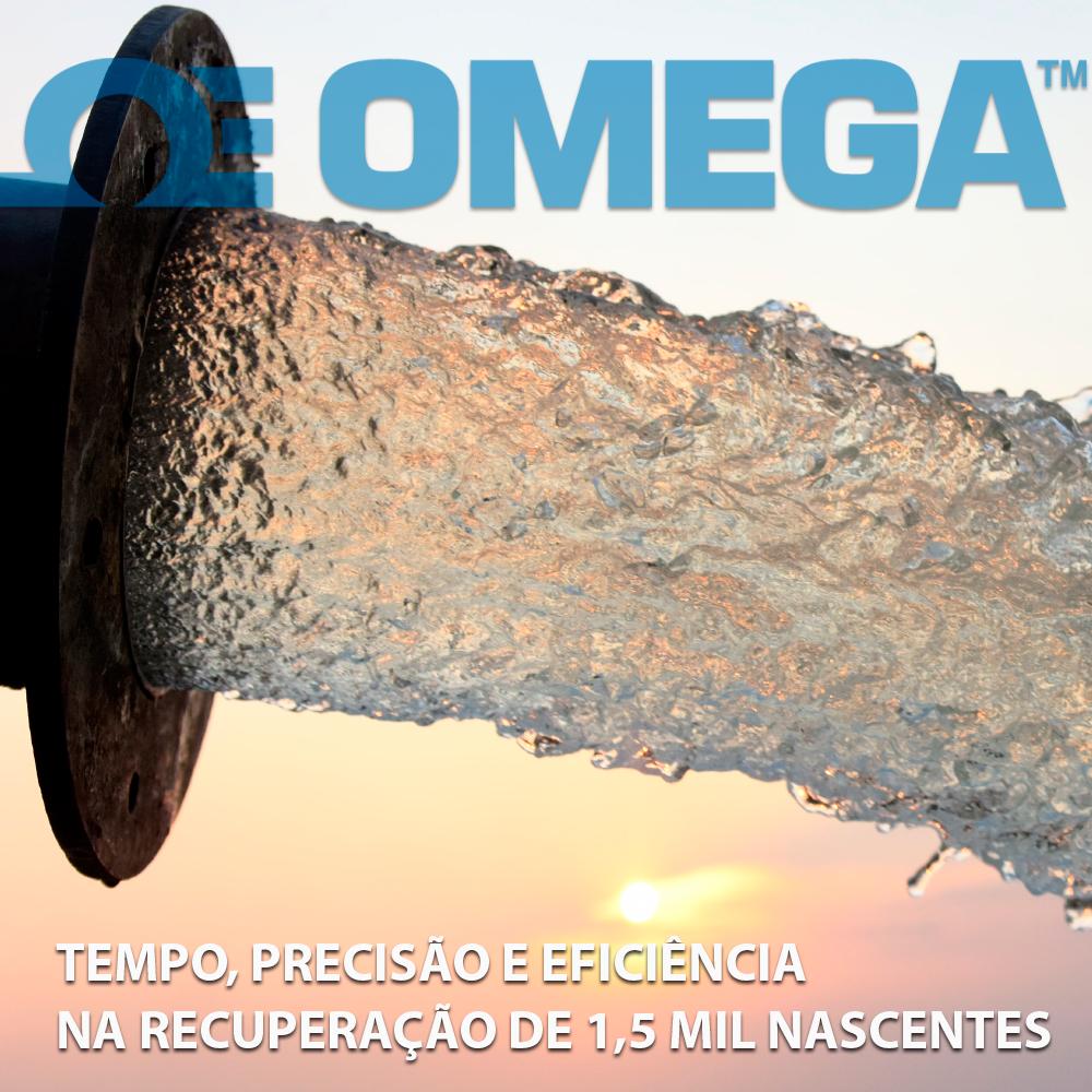 Apoiado pela OMEGA™, Instituto Terra vai recuperar 1 mil nascentes do Rio Doce até 2017