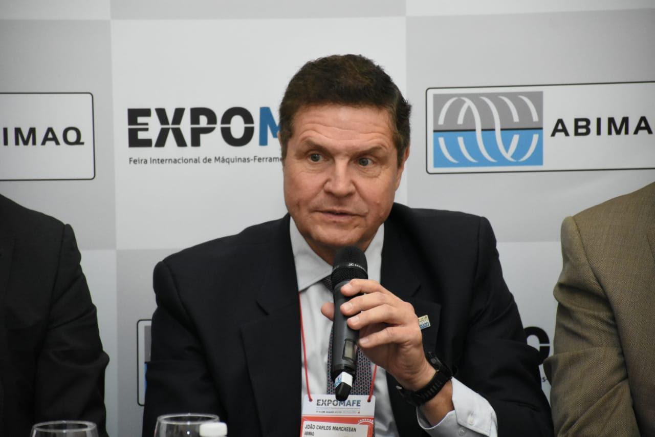 Indústria brasileira de máquinas e equipamentos cresceu 6% no primeiro trimestre