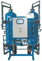 Tecnologia de troca iônica reduz a perda de pressão em até 50% no processo de abrandamento de água