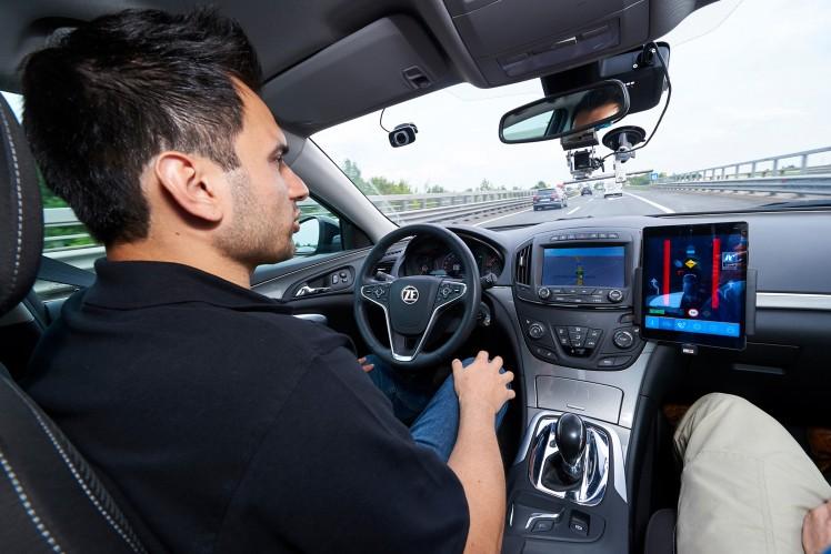 ZF destaca evolução da condução automatizada na CES