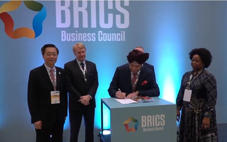 Veja como foi o Fórum Empresarial de países do BRICS