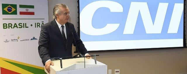 Rodrigo Azeredo fala sobre o avanço do comércio bilateral Brasil Irã